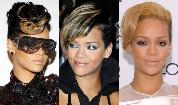 Incredible 1000 Images About Rihanna39S Hair Style On Pinterest Her Hair Short Hairstyles Gunalazisus