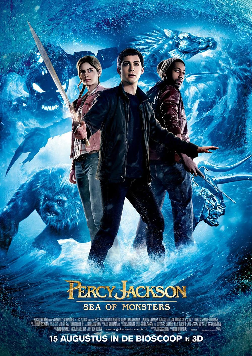 percy jackson sea of monsters deutsch