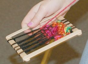 43 Outstanding Popsicle Craft Stick DIY Ideas #911craftsfortoddlers