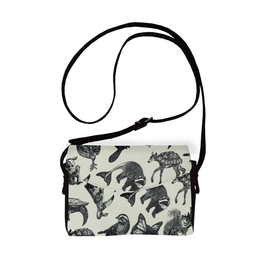 Fantasy animal luna bag by kate sheridan part of her ss