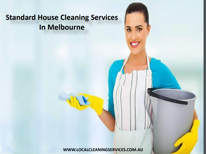 local house cleaning