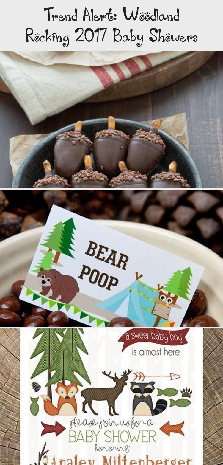 If you've decided to have a woodland baby shower theme, then, you've made the right choice! Check th...