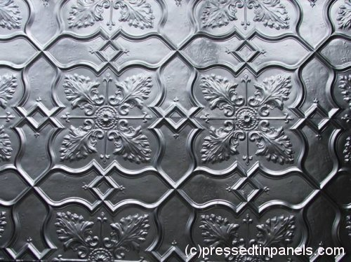 Pressed Tin Wallpaper From Folder Of Ideas Offspring