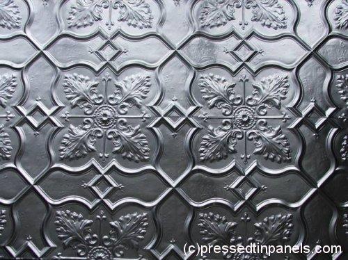 Offspring Nina S Wall Pressed Tin Panel Tin Panel Pressed Tin