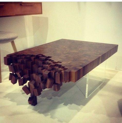 624a8c80317afe70baa2b67cfdd30836jpg (640×646) Furniture - muebles en madera modernos