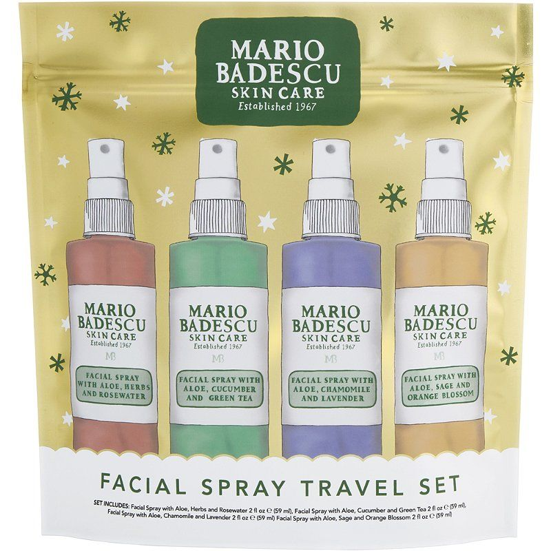 Mario Badescu Facial Spray Travel Set Best Mario Badescu