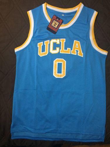 d19494f748e New Russell Westbrook UCLA OKC Thunder College Jersey Swingman NBA M Medium  Rare