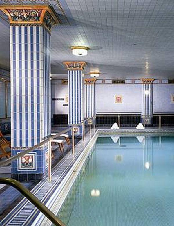 1930 S Swimming Pool Inside The Biltmore Estate Asheville North Carolina