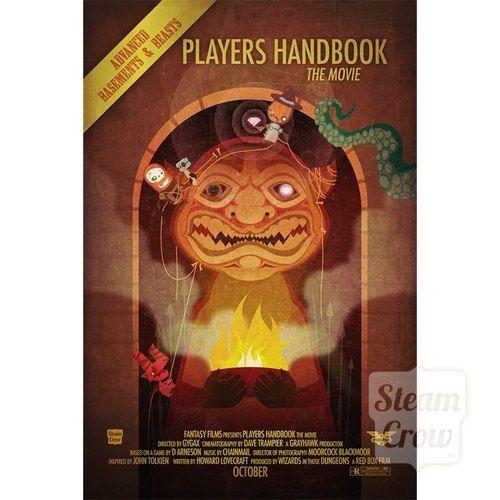 Player's Handbook the Movie