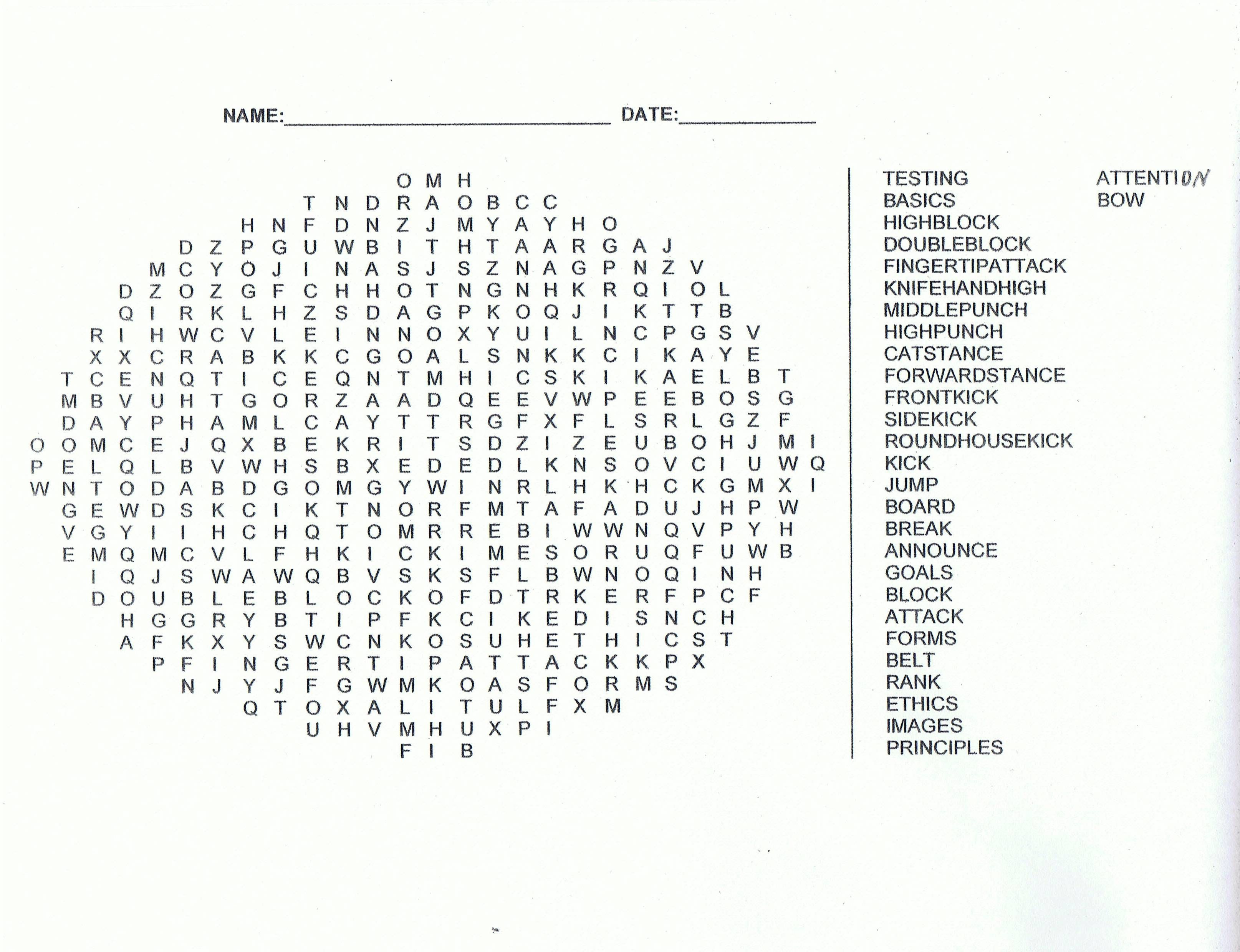 Search Word Puzzles - Yahoo Image Search Results   Search Word ...