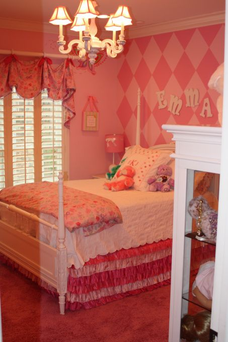 pink explosion - girls' room designs - decorating ideas - hgtv