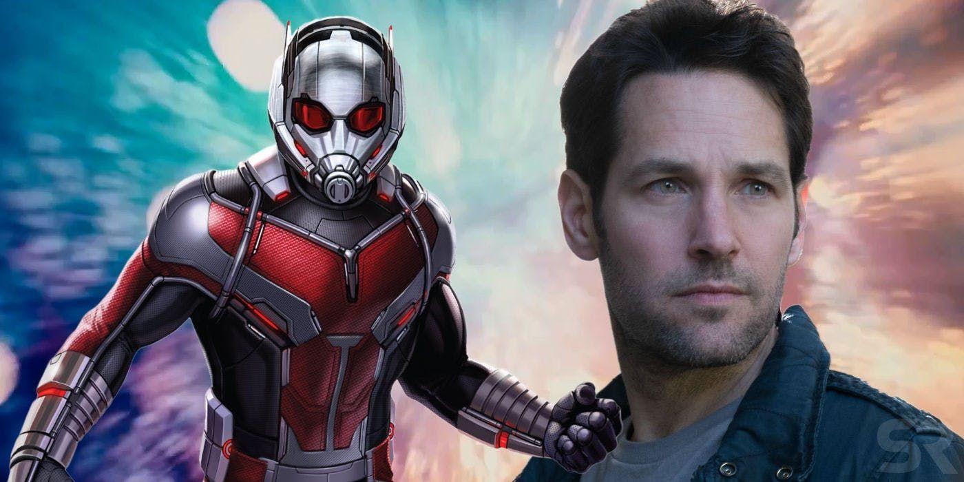 Scott Lang must escape the Quantum Realm in Avengers