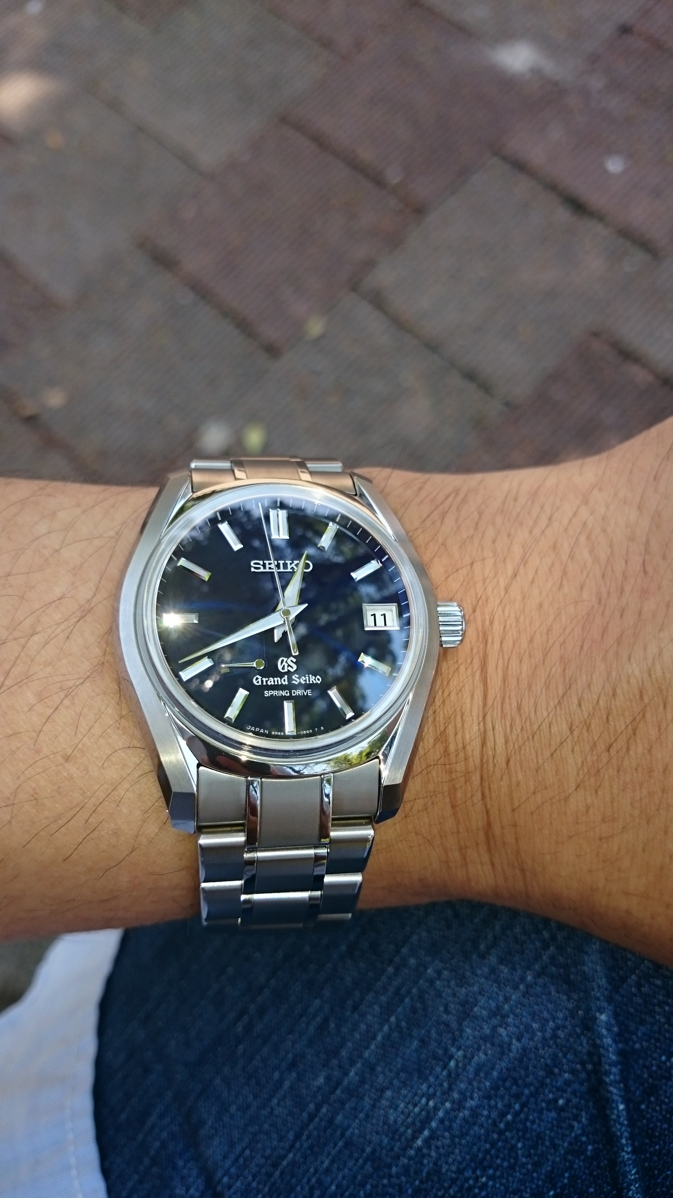 spring watches watch seiko youtube grand drive diver