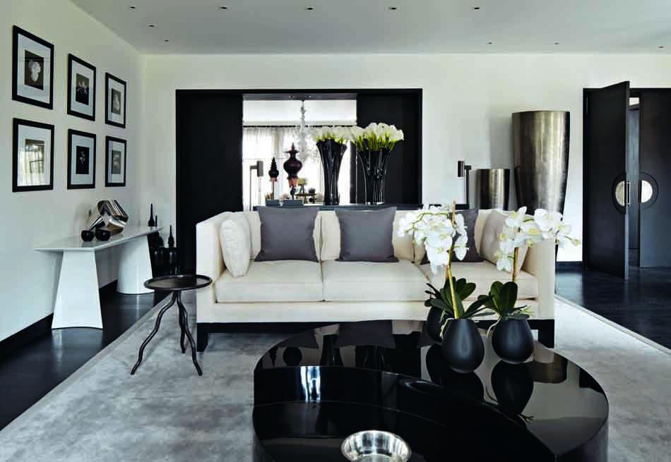 Kelly Hoppen Kelly Hoppen Interiors Living Room