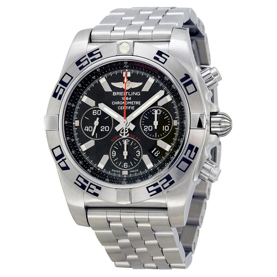 Breitling Chronomat 44 Flying Fish Chronograph Automatic Men's Watch AB011610-BB08SS