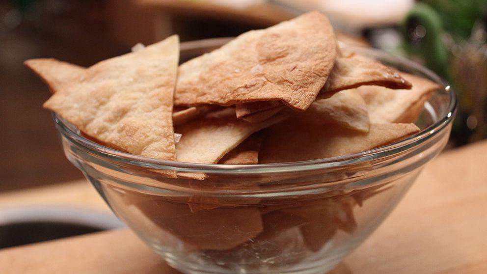 hemgjorda chips