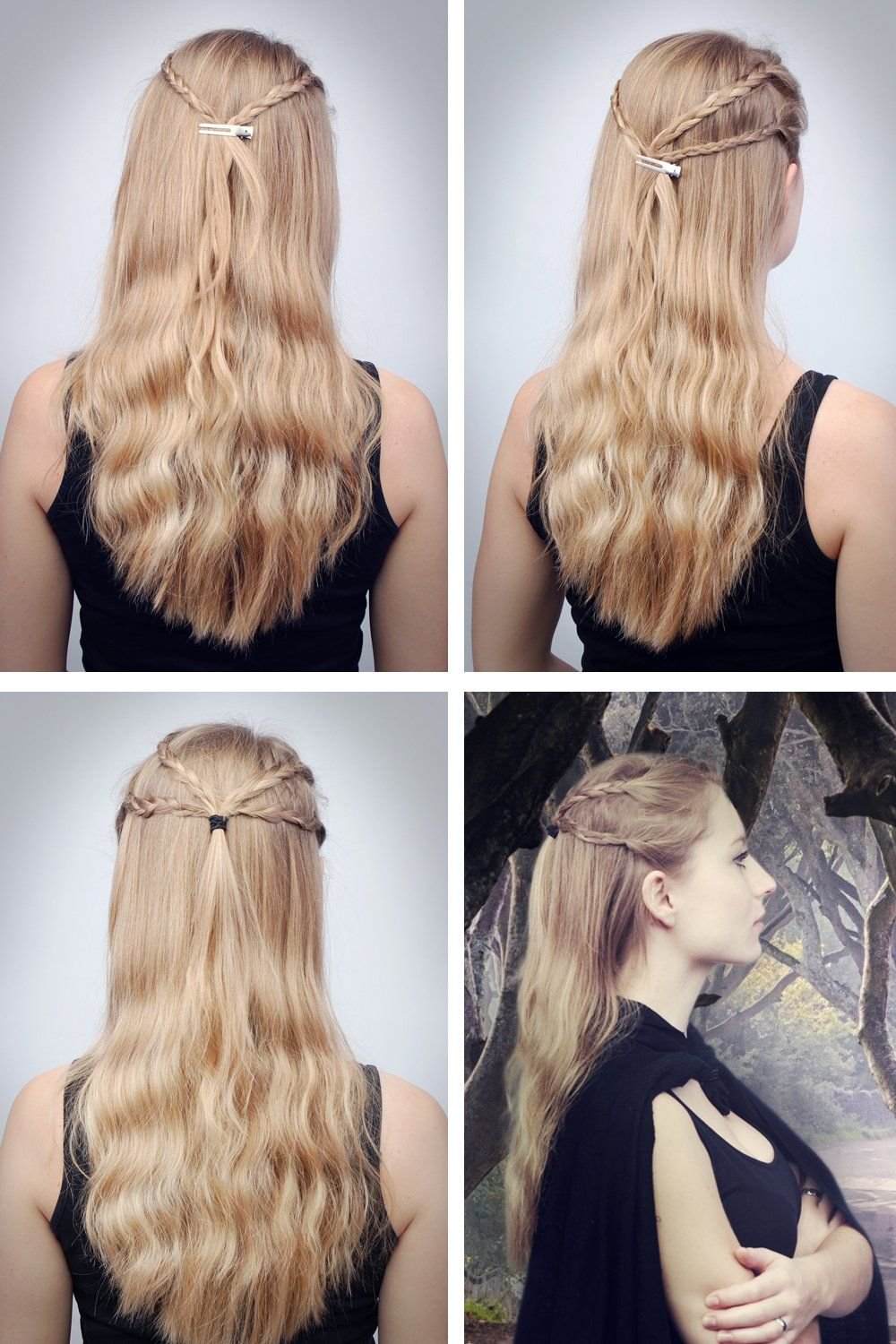 Game Of Thrones Frisuren Daenerys Targaryen Daenerys And Hair Affair