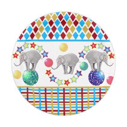 Elephant circus stripes diamond pattern paper plate baby gifts elephant circus stripes diamond pattern paper plate baby gifts giftidea diy unique cute baby gifts pinterest pattern paper and diamond pattern negle Gallery