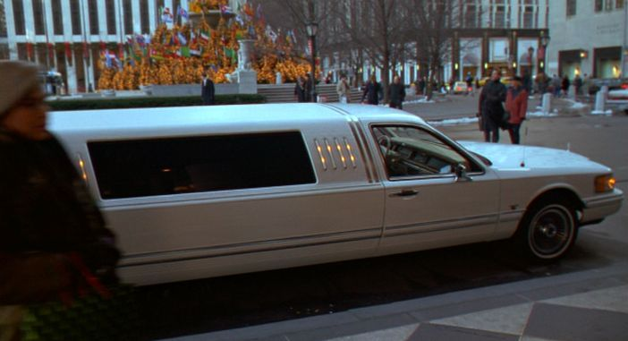 1990 Lincoln Town Car Stretched Limousine In Home Alone 2 Lost In
