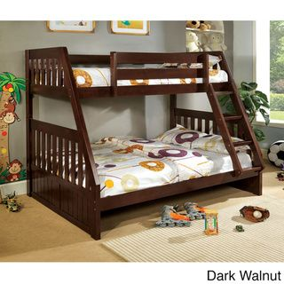 canberra twin over full bunk bed | overstock™ shopping - great