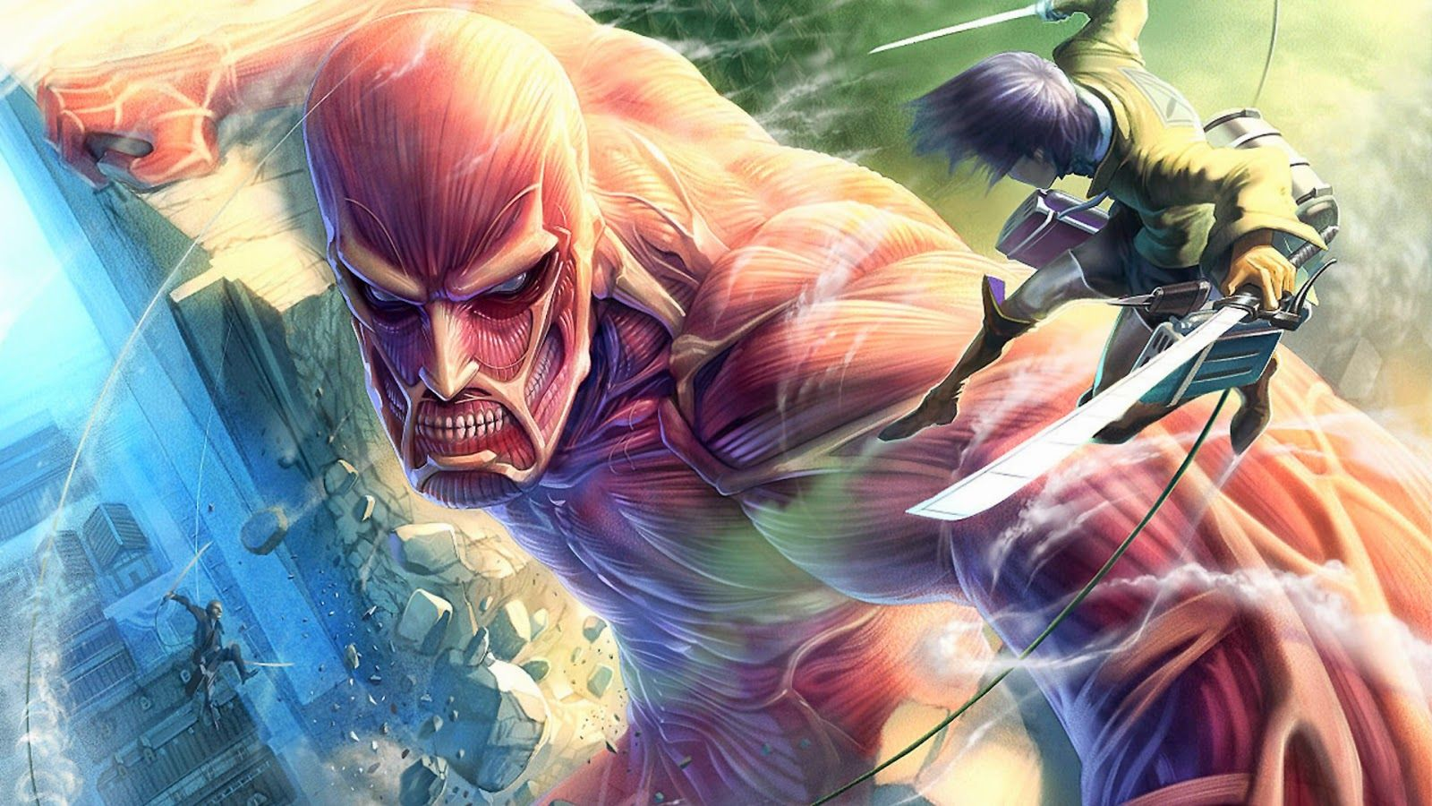 No kyojin eren jaeger wallpaper by deathb00k customization wallpaper - Attack On Titan Desktop Wallpapers On Games Category Are Served In The Ultimate Possible Resolution Pixels Kb In Size