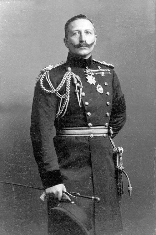 Kaiser Wilhelm Ii Wilhelm Kaiser German History