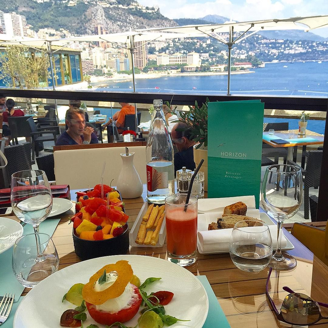 Pin By Fairmont Monte Carlo On Horizon Deck Restaurant