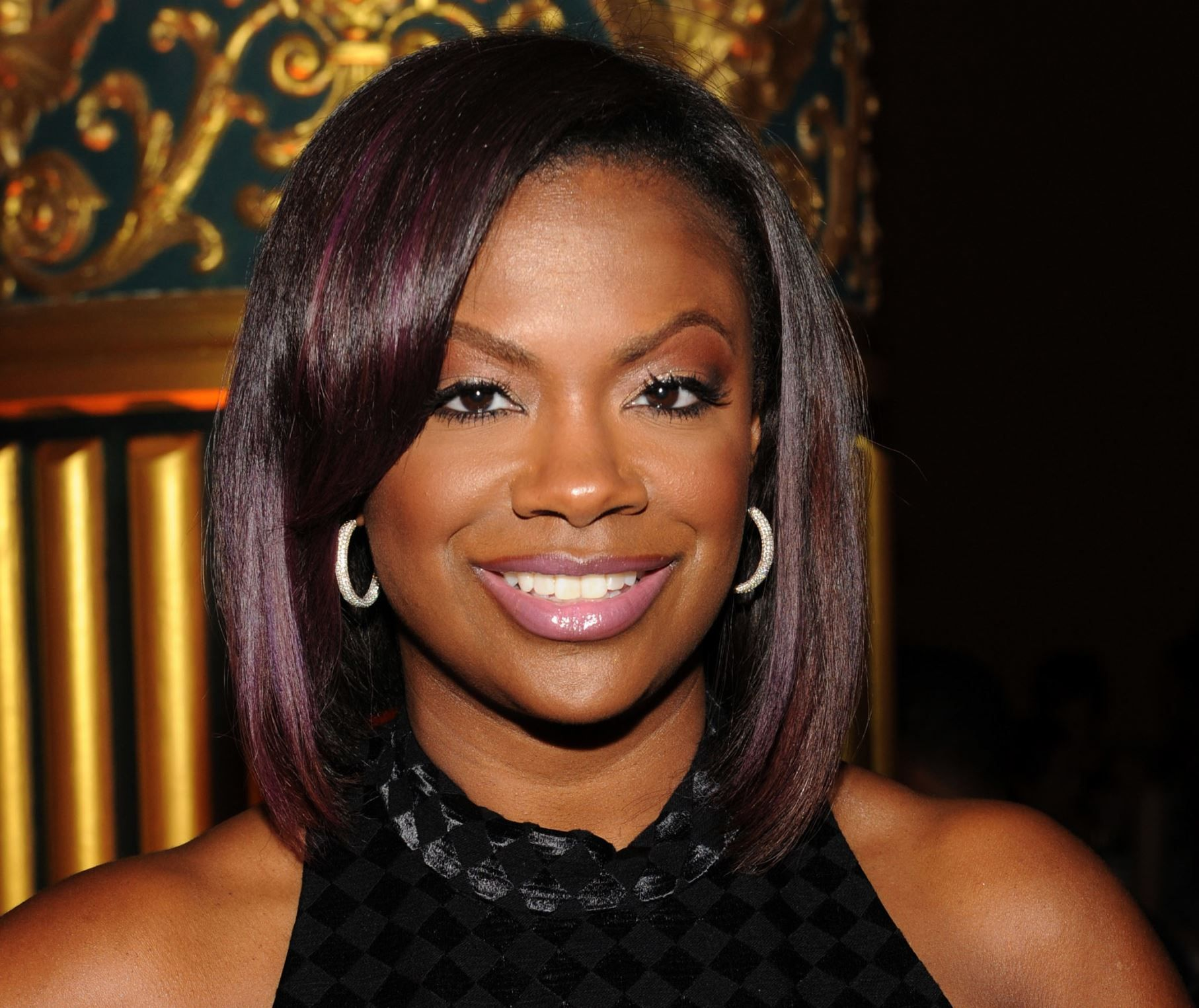 real housewives of atlanta's kandi burruss is pregnant