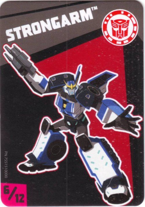 Transformers Tiny Titans Series 5 Robots in Disguise 2//12