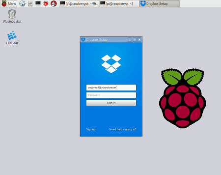 How to Run Dropbox on Raspberry Pi - the definitive guide