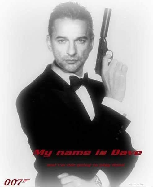 Gahan... Dave Gahan...