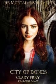 Clary from the Mortal Instruments City Of Bones!!