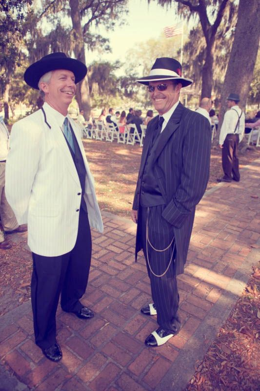 Cool Cats in Zoot Suits | For my groom and his boys | Pinterest ...