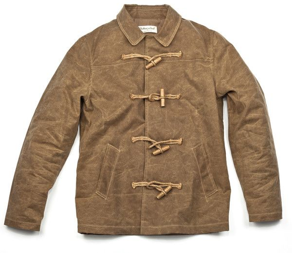 Awesome wax Jacket from The West is Dead | Products I Love ...