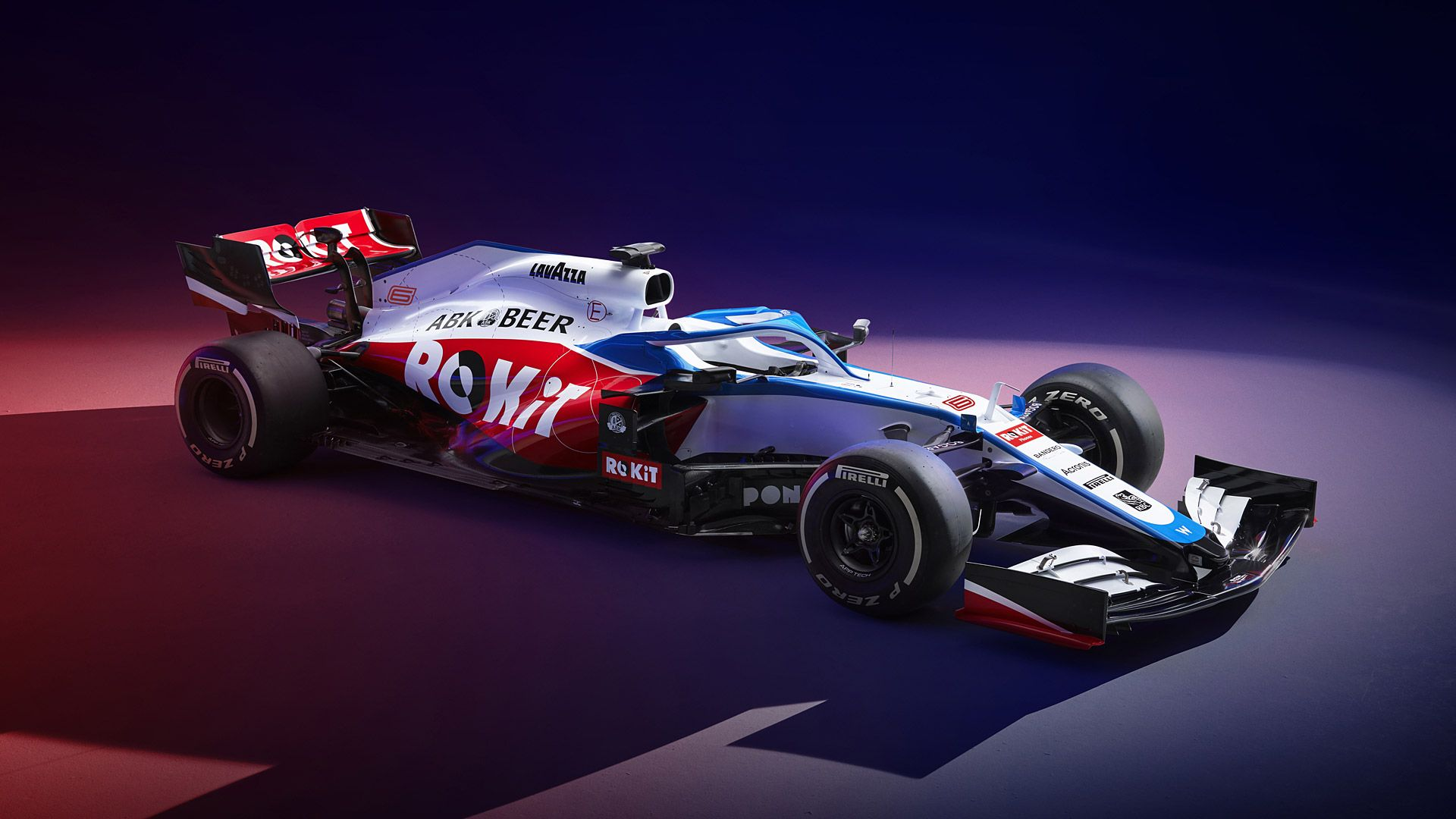 2020 Williams Fw43 Wallpapers Wsupercars Williams F1 Formula 1 Race Cars