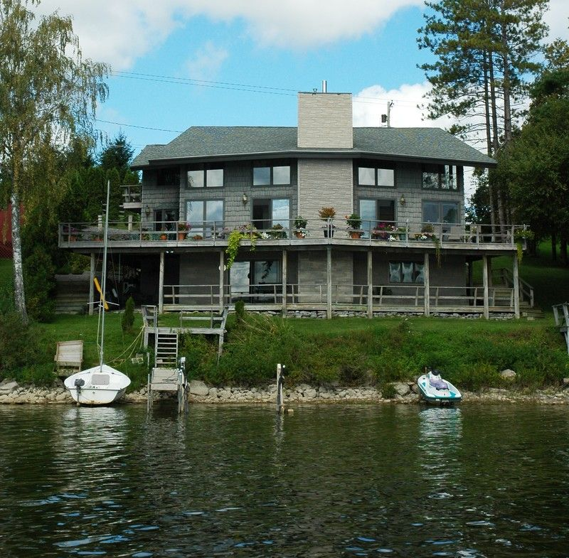 alluring water s edge waterfront rental cooperstown