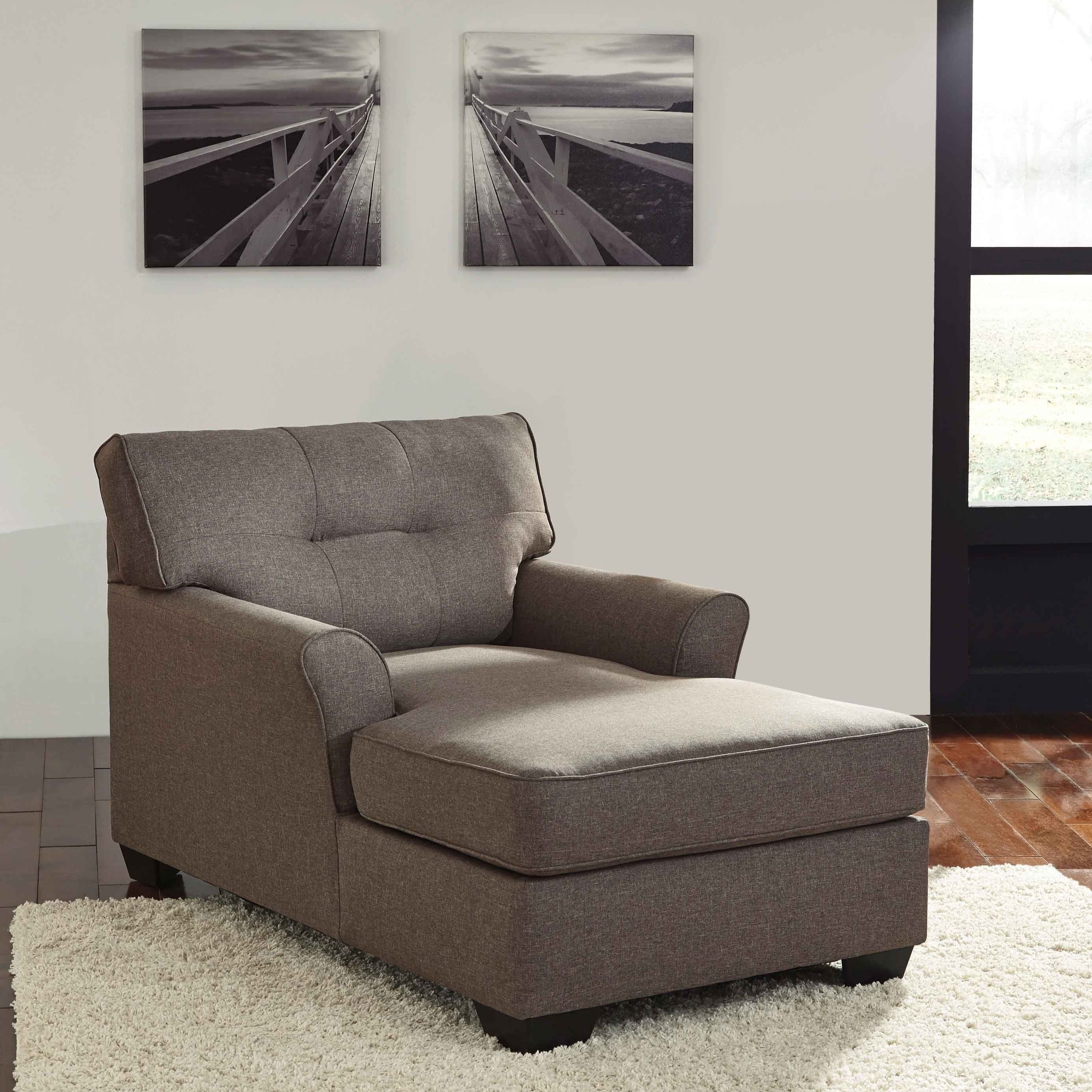 Tibbee -Slate- 99101 Chaise