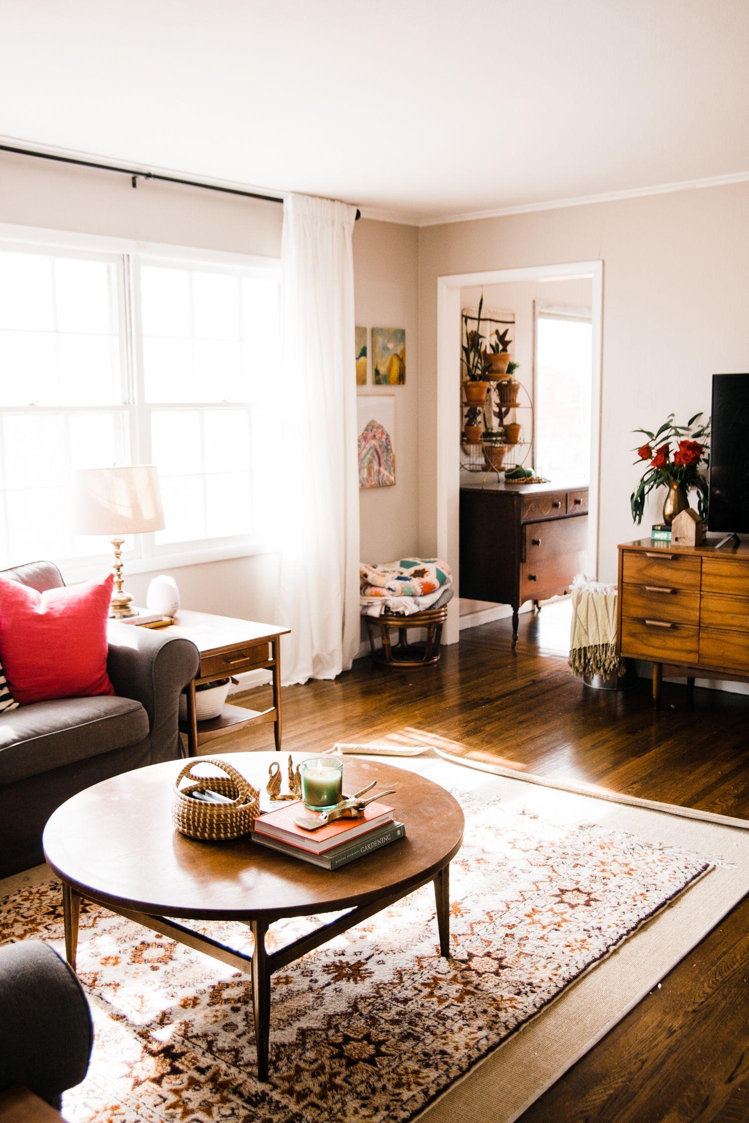 Vintage Modern Home Decor