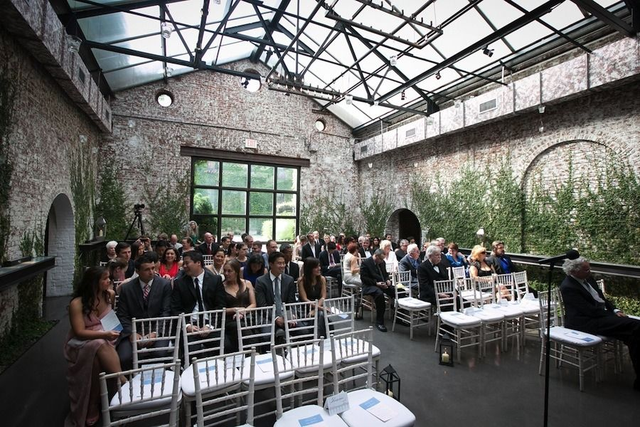 The Foundry is a historic restored industrial building and