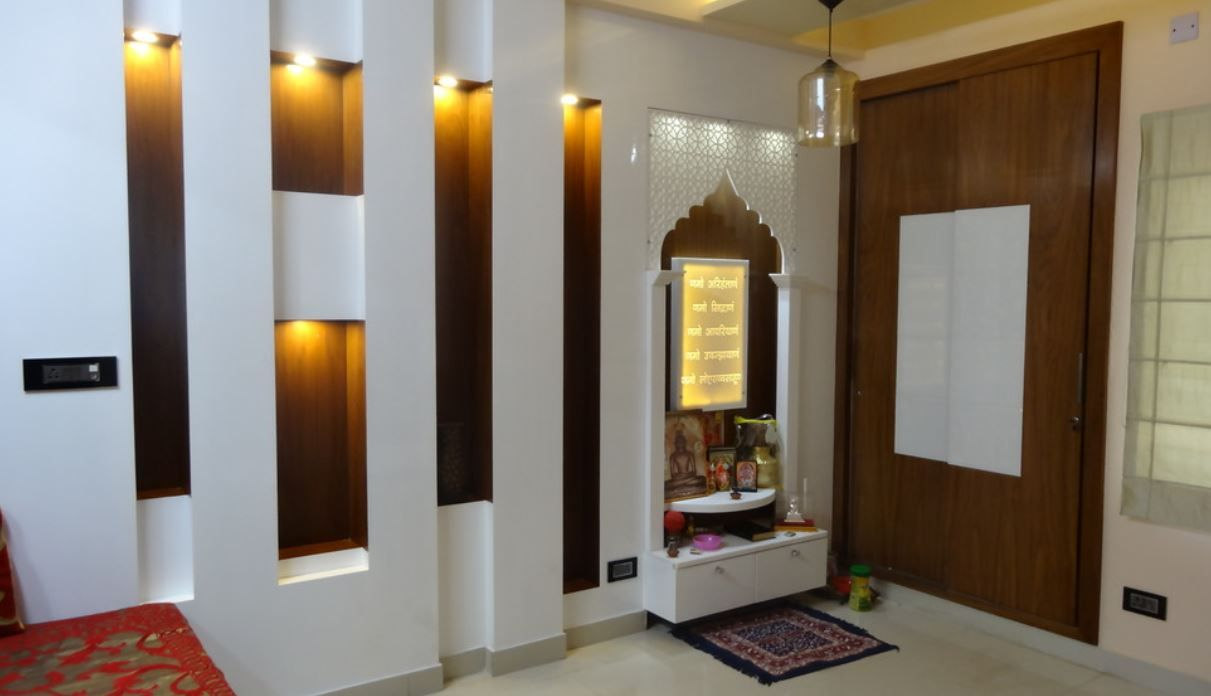 Interior Design For Pooja Room Wall Units Indian Pooja Room Designs Pooja Room Design Room Door Design Pooja Room Door Design
