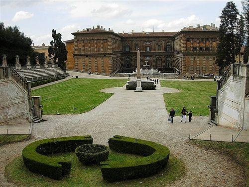Palazzo Pitti - Florença - Visita Itália