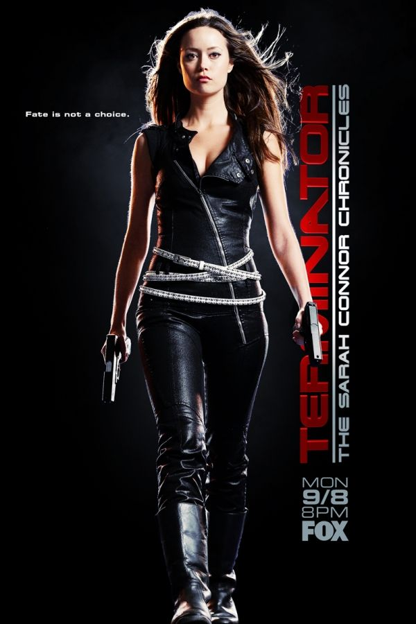 Terminator The Sarah Connor Chronicles (TV Series 2008u20132009)  sc 1 st  Pinterest & Terminator: The Sarah Connor Chronicles (2008) | Movies IMDB ...