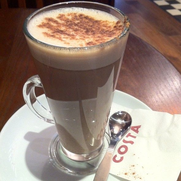 Chai Latte Costa Costa Coffee Latte Tableware