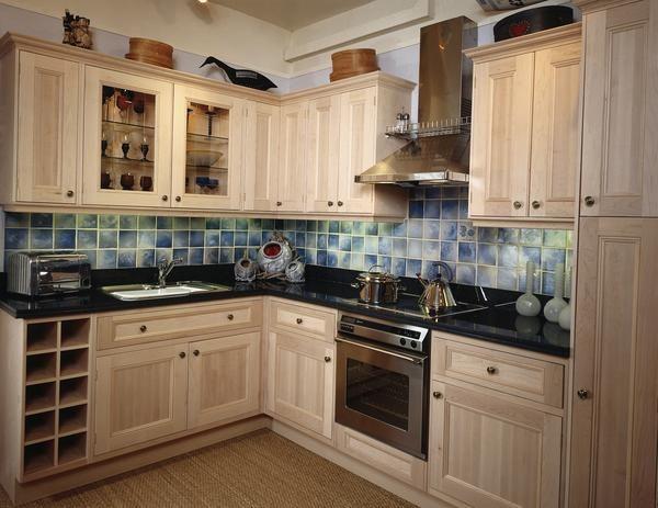 white stain kitchen cabinets - Kitchen Cabinets Stain