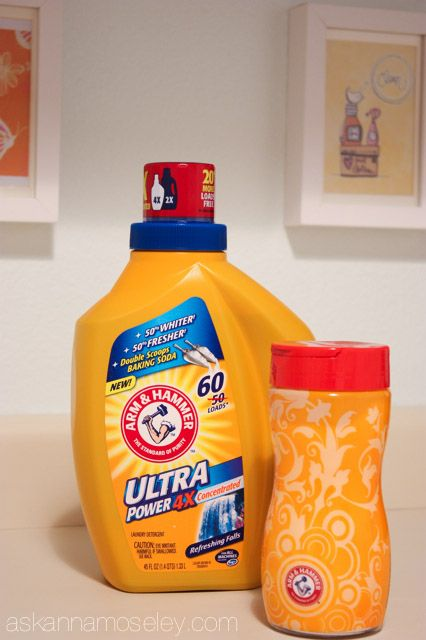 Tips For Using Baking Soda In The Laundry Homemade Cleaning