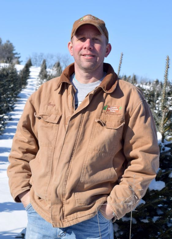"OREGON, Wisconsin — ""What do Christmas-tree farmers do after the ..."
