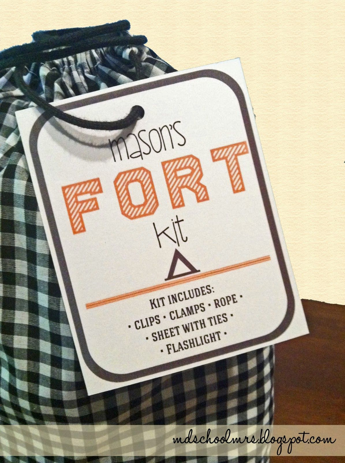 Diy Fort Kit