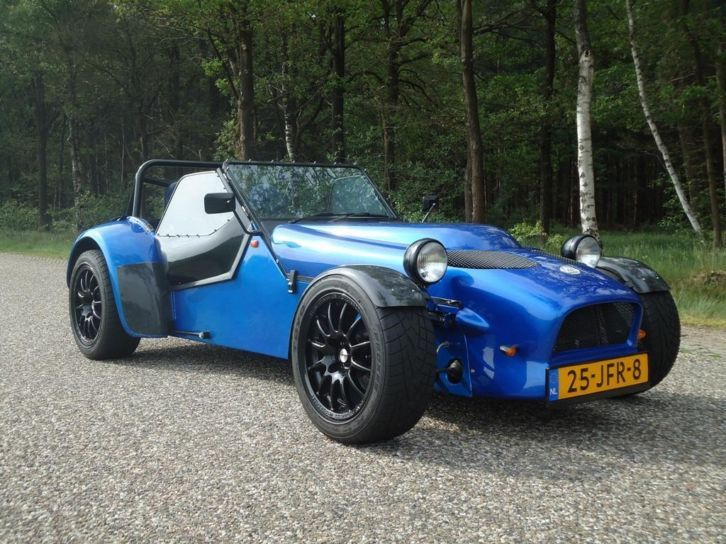 Our Sylva Striker: we love to drive it in our spare free time