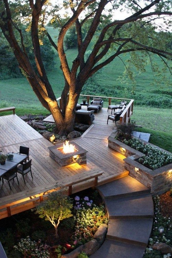 ✔68 backyard patio ideas that will amaze & inspire you 55 » Interior Design
