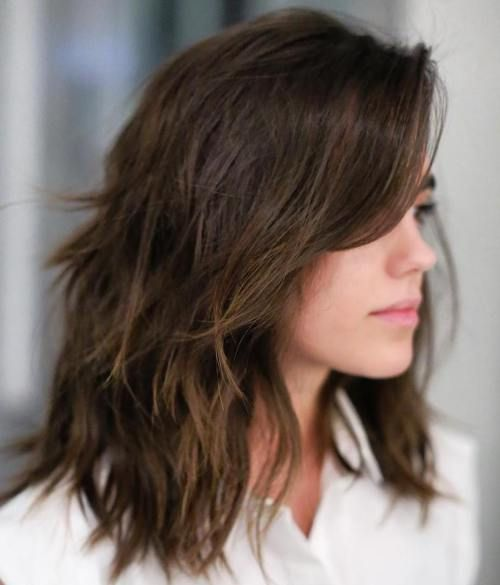 Shoulder Length Hairstyles For Thick Hair Extraordinary 90 Sensational Medium Length Haircuts For Thick Hair  Hairstyles
